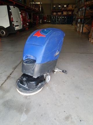 barredora fregadora electrica