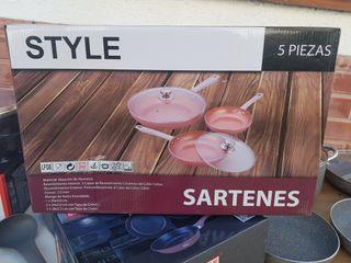 juego sarten