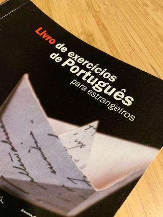 Livro de exercicios de português para estrangeiros