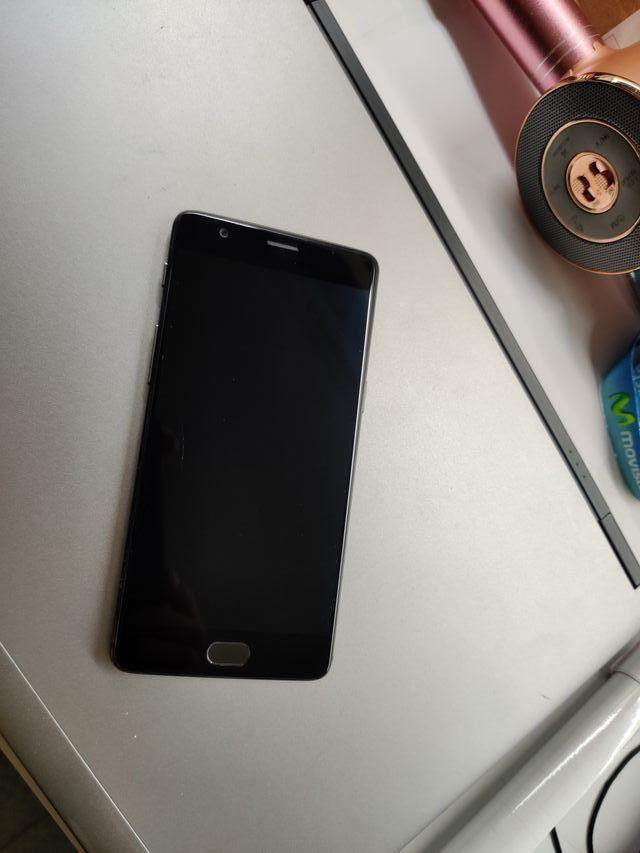 oneplus 3t en perfecto estado TipoTeléfono móvil