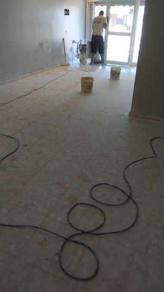 pulidor de suelos