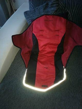 recambio asiento silla maclaren