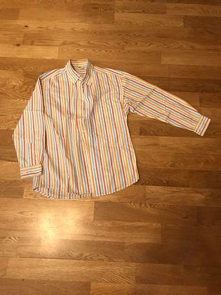 Camisa manga larga. Talla 8 años