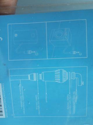 filtro antiincrustante calentadores y lavadoras