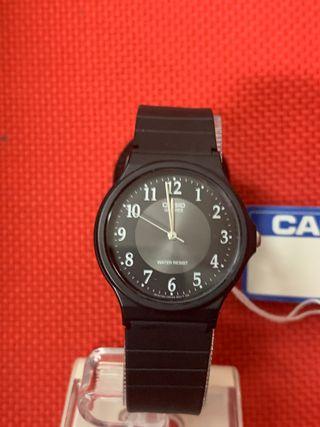 Reloj Casio modelo MQ24 NUEVO