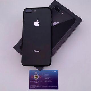 iPhone 8 Plus 256Gb ORIGINAL FACTURA GARANTÍA