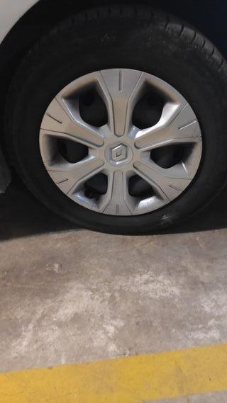 Llantas y ruedas Renault Megane- Michelin