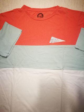 Calidad superior tienda oficial reunirse Camisetas Pull and Bear hombre de segunda mano en Barcelona ...