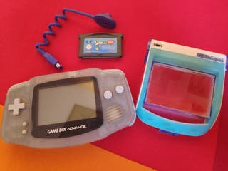 Game Boy Advance + Light Boy ORIGINAL