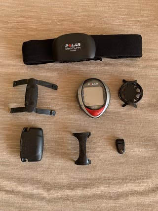 Gps polar cs400