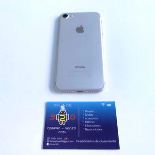 iPhone 7 32Gb Plata ORIGINAL FACTURA GARANTÍA