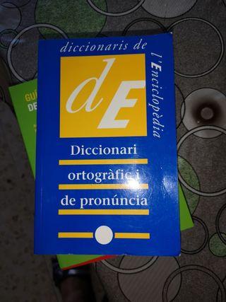 diccionario ortografic i de pronuncia