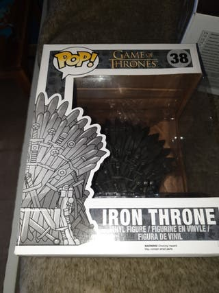 funko pop iron throne