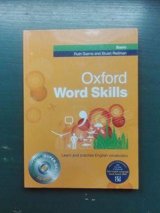 Libros de Oxford Word Skills y English Unlimited