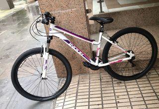 Bicicleta : Mountain Bike Indur Mujer Talla M
