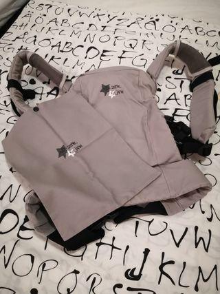 Portabebe o mochila ergonómica