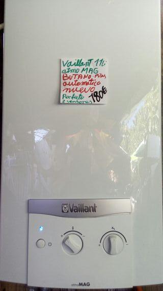 calentador Vaillant 11 L butano automático