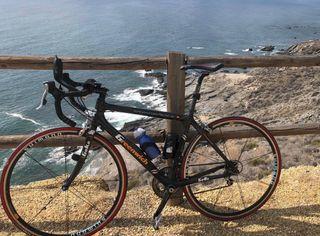 Bicicleta de carretera o triatlon