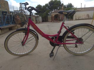 bici paseo de 24 pulgadas