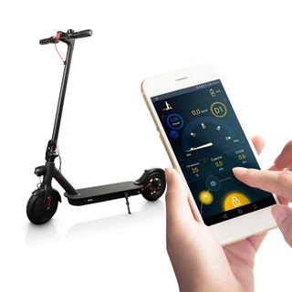 Patinete Eléctrico Scooter tipo Xiaomi con APP