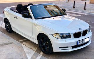 BMW Serie 1 123D 2.0 Cabrio 204Cv