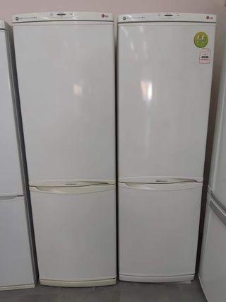 frigorífico LG 1,89x60