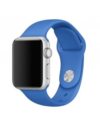 Correa Sport Apple Watch AZUL