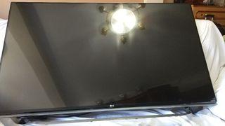 """TV LG LED 55"""" 4K SMARTV 3D"""
