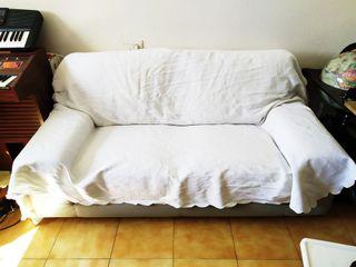 Sofá polipiel