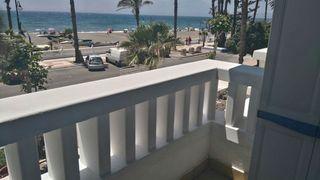 Piso 2 dormitorios El Morche 1ª línea playa-garaje