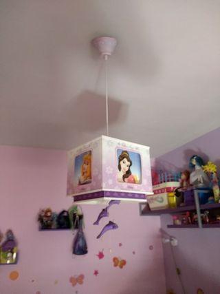 Disney de de segunda mano 12 Princesas por techo Lampara rdCexBo