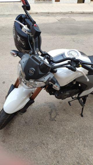 Keeway RKV 125cc 11CV