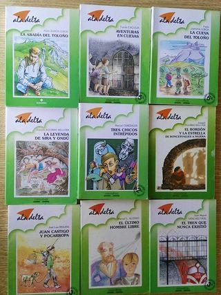 Lote Libros Niños A Partir de 11 Años