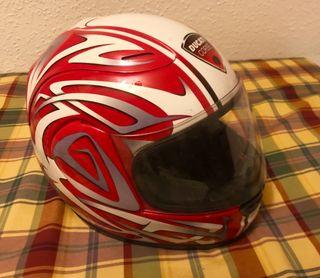 Casco Suomi Ducati