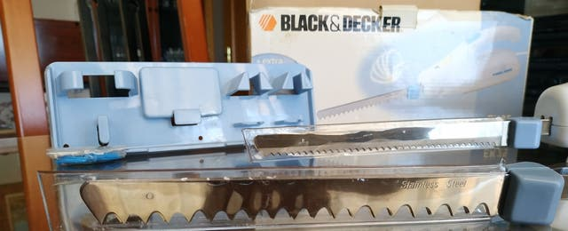cuchillo electrónico