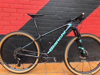 Bici BIANCHI Methanol CVRS 9.3