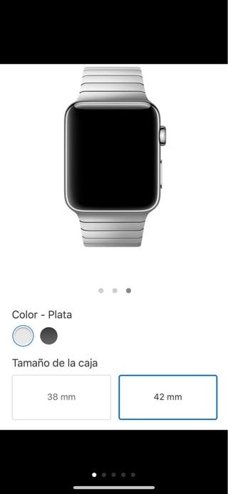 Apple Watch (pulsera)