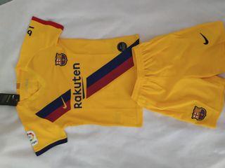 Camiseta y pantalón FC Barcelona