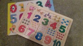 puzzles infantiles!