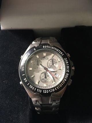 Reloj LOTUS ALL TITANIUM