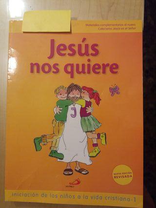 Libro catequesis 1.