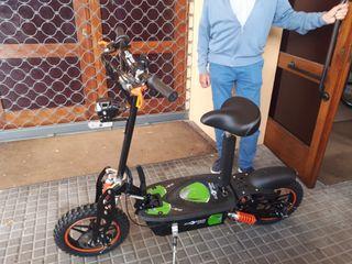 patinete scooter electrico aspide ecoxtrem