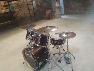 ludwig batería acústica