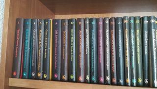 Colección libros club Bruguera (83 libros)