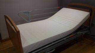 cama hospitalaria articulada