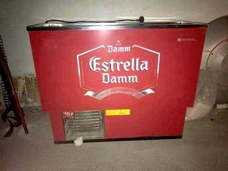 Botellero 2 puertas arcon camara ESTRELLA DAMM