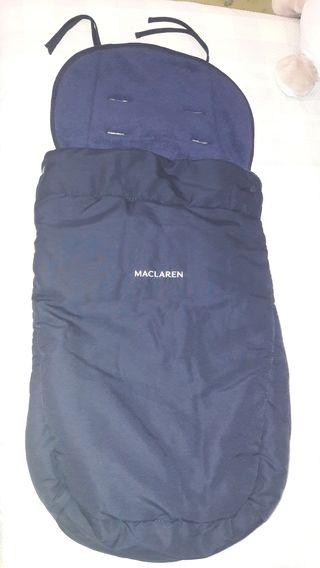 saco McLaren azul marino