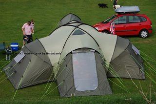 Tienda Camping Outwell Hartford XL