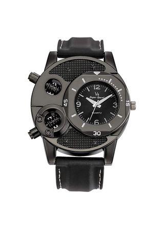 Reloj de pulsera deportivo.