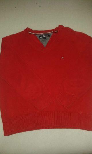 jersey tommy rojo